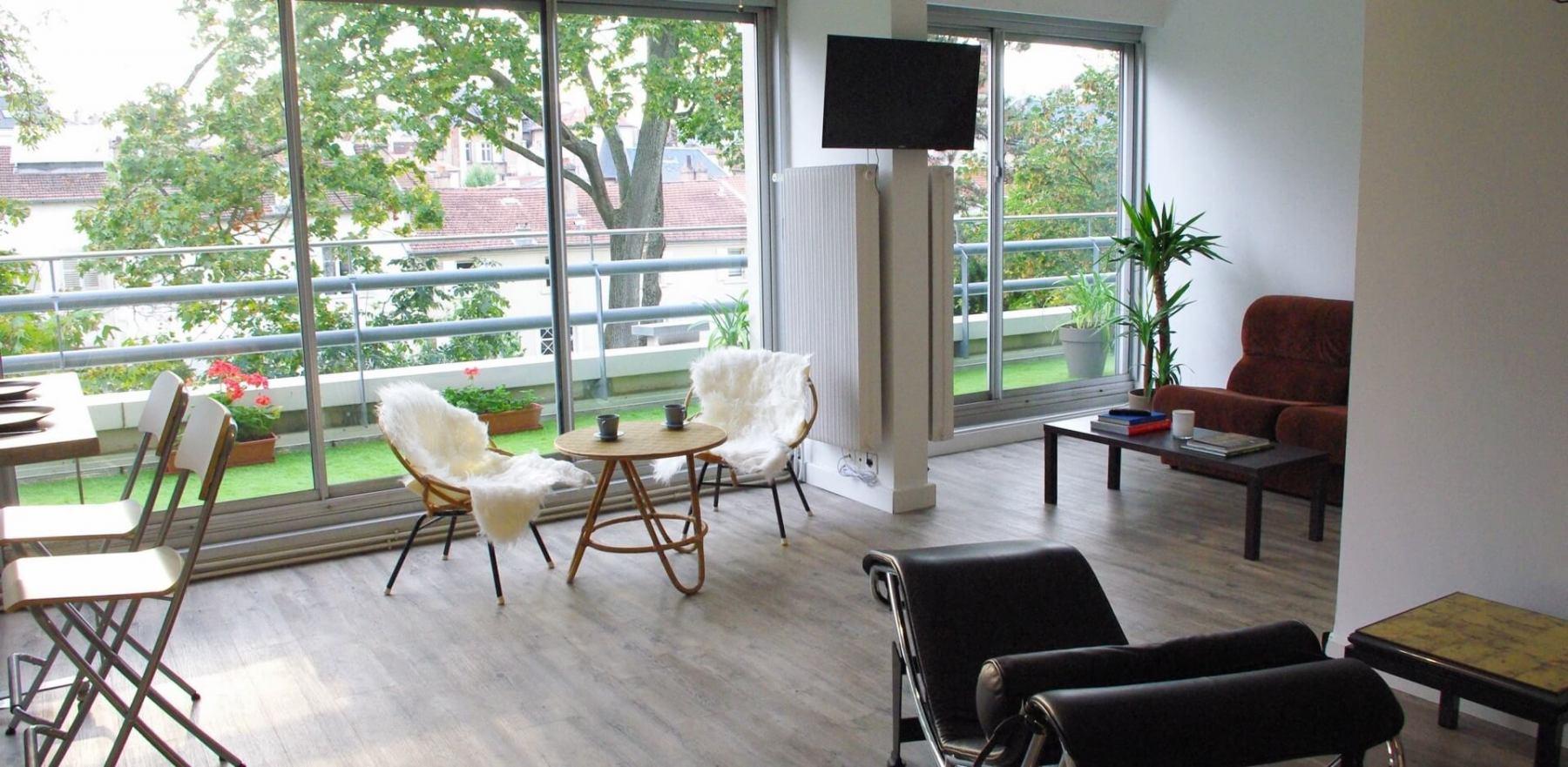 Appartement connecté