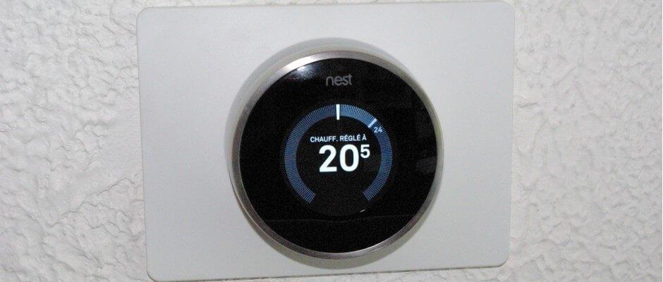 Thermostat NEST