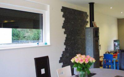 Maison domotique ossature bois BBC KNX/Loxone, Saint-Avold (57500 – Moselle)