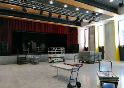 Salle SocioCulturel Moselle NORD